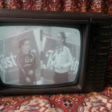 Televizor sport alb-negru TELESTAR 4012 - diagonala 30 cm - FUNCŢIONAL - Televizor CRT