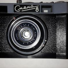 Aparat foto Smena 8- (CCCP) Serie 178547, Stare exceptionala. - Aparat de Colectie