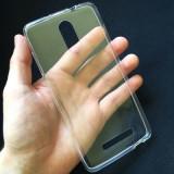 Husa Xiaomi Redmi Note 3 Super Slim 0.7mm Silicon Gel TPU Transparenta