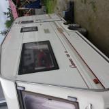 Rulota axa dubla 4 / 5 paturi - Utilitare auto