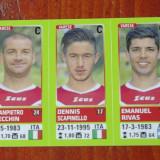 Cartonas / Sticker fotbal Panini - jucatori Varese - Calciatori 2014 - 2015 - Cartonas de colectie