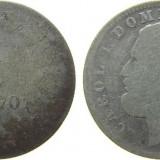 ROMANIA - 1 LEU - 1870, Argint . Cel mai mic pret ! - Moneda Romania