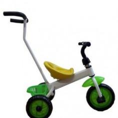 Tricicleta copii - Tricicleta cu maner copii 20 Kg
