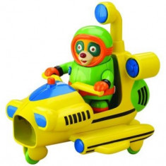 Masinuta de jucarie - Agent OSO Misiune Scuba