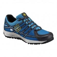 Pantofi impermeabili Columbia Conspiracy III Outdry Dark Compass (CLM-BM3951M-402 ) - Pantofi barbati Columbia, Marime: 43, 45, Culoare: Albastru