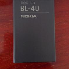 Baterie telefon - Acumulator Nokia 8800 Gold Arte/8800 Sapphire Arte/Asha 210 cod BL-4U original