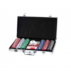 Carti poker - Poker Geamantan 300 piese