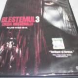 FILM HORROR BLESTEMUL 3 CHEIA MISTERULUI, SUBTITRARE ROMANA, ORIGINAL - Film SF, DVD
