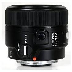 Obiectiv Foto Sony SAL50 M28 MACRO - Obiectiv DSLR