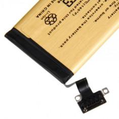 Acumulator baterie capacitate 2680 mAh Iphone 4S + folie protectie ecran, iPhone 4/4S, Li-ion