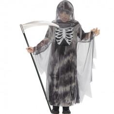 Costumatie Fantoma Ghoul baieti 10-12 ani - Carnaval24 - Costum petrecere copii