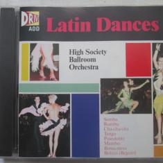 Various - Latin Dances CD, Elvetia - Muzica Latino Altele