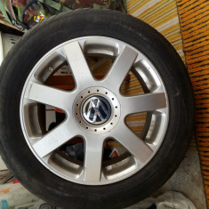 Janta aliaj Volkswagen, Diametru: 16, Numar prezoane: 5 - Jante originale vw 5×100 pe 16