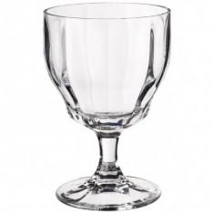 Pahare - Pahar cristal vin rosu goblet farmhouse touch