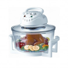 Cuptor Electric - Cuptor cu convectie si halogen Victronic VC529, putere 1400W