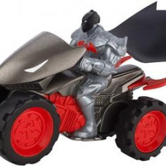 Masinuta electrica copii Mattel - Jucarie Batman Unlimited Ground Assault Atv Vehicle