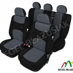 Husa Auto - Set huse scaune auto SportLine Gri pentru Hyundai I10