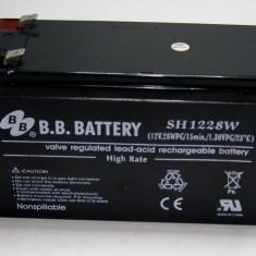 Acumulator UPS BB SH1228W 12V 8A(162)
