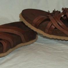 Papuci piele THINK - nr 37 - Papuci dama, Culoare: Din imagine