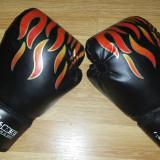 Manusi Box. Manusi Flacara. NOI. Manusi kickbox