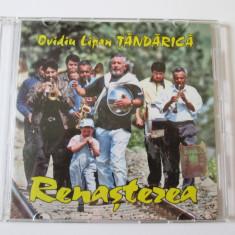 CD OVIDIU LIPAN TANDARICA ALBUMUL RENASTEREA 2013 - Muzica Rock Altele