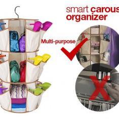 Organizator multifunctional tip carusel - Carte Hobby Amenajari interioare