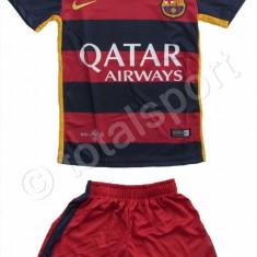 Set echipament fotbal Nike - Compleu Echipament FOTBAL FC Barcelona pt copii 4-14 ani SUPER CALITATE