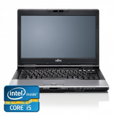 Laptop Fujitsu-Siemens - Fujitsu LIFEBOOK S752 Notebook, Intel Core i5-3320M 2.6Ghz, 4Gb DDR3, 320Gb, DVD-RW, Bluetooth, Wi-fi, Grad B