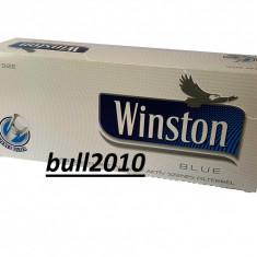 Tuburi WINSTON CU CARBON ACTIV 200 tuburi tutun, filtre tigari multifilter - Foite tigari