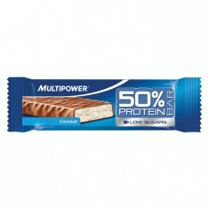 Supliment nutritiv - Baton proteic 50% 50g Multipower MP-BP-50
