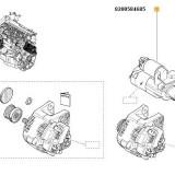 Electromotor Log./Sand. 1.5(E4) 31074