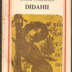 Antim Ivireanul -Didahii - Carti Predici