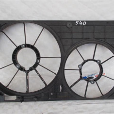 Carcasa ventilator cod original 1K0121207M (Volkswagen/Audi/Seat /Skoda) 2011-2015