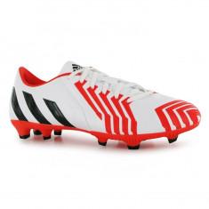 Ghete de fotbal Adidas Predito FG ORIGINALI 40 2/3 - Ghete fotbal Adidas, Culoare: Alb, Barbati, Teren sintetic: 1, Iarba: 1