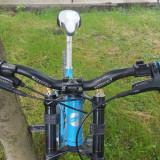 Vand bicicleta Giant downhill - Mountain Bike Giant, 17 inch, 16 inch, Numar viteze: 9