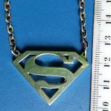 Pandantiv Superman cu lantisor from Nomination din inox - Pandantiv inox