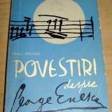 Povestiri despre George Enescu - Ionel Hristea