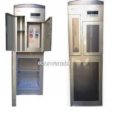 Aparate Filtrare si Dozatoare Apa - Dozator de Apa cu Compresor, Suport Pahare si Compartiment Depozitare