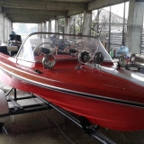 Barca agrement +motor