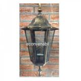 Iluminat exterior - Felinar de Gradina Antichizat 1401AB