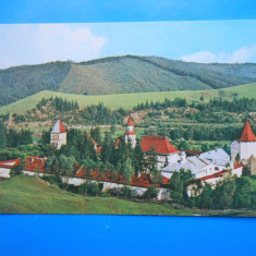 Carti Postale Romania dupa 1918, Necirculata, Printata - HOPCT 17945 MANASTIREA PUTNA -JUD SUCEAVA -NECIRCULATA
