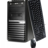 Sisteme desktop fara monitor Acer, AMD Athlon 64, 2001-2500 Mhz, 1 GB, 200-499 GB - PC Acer Veriton M670G, Core 2 Quad Q8300, 2.5Ghz, 2Gb DDR3, 320Gb SATA 3553