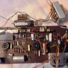Vind un amplif.audio mono tip cu cu tuburi, cititi va rog descrierea ! - Amplificator audio, 0-40W