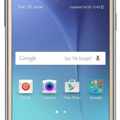 Samsung Galaxy J5 (SM-J500F) Dual Sim Gold - Telefon Samsung, Auriu