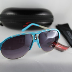 Ochelari de soare Carrera - Ochelari CARRERA SAFARI Blue Edition !!! POZE REALE !!!