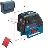Nivela optica - BOSCH GCL 25 Professional Nivela laser cu linii/puncte 0601066B00
