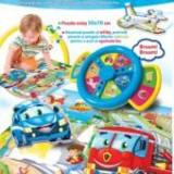 Joc Baby Sapientino - Orasul Interactiv - CL60437 - Instrumente muzicale copii