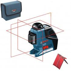 Nivela optica - BOSCH GLL 3-80 P Professional Nivela laser cu linii 0601063305
