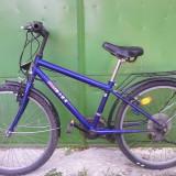 Mountain Bike Nespecificat, 24 inch, 24 inch, Numar viteze: 18 - Bicicleta KonBike roti 24x1.75