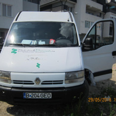 Utilitare auto PilotOn - Duba Renault Master